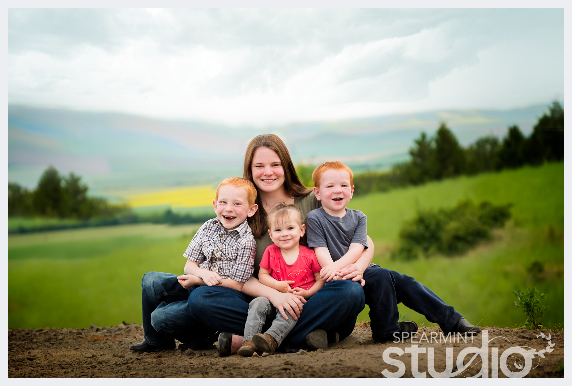 Mini Family Sessions
